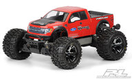 Pro-Line 3348-00 Ford F-150 Raptor SVT Clear Body