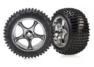 Traxxas 2470R Alias Tires With tracer 2.2""
