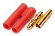 Dynomax b9574 4mm plug 1pcs