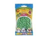 Hama 207-11 midi pärlor 1000st ljus grön