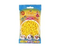 Hama 207-03 midi pärlor 1000st gul