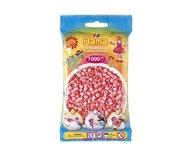 Hama 207-06 midi pärlor 1000st rosa