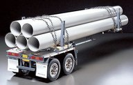 Tamiya 56310 Pole trailer 1/14