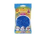 Hama 207-15 midi pärlor 1000st Genomskinlig blå