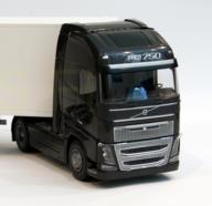 Emek 81333E Volvo FH16 750 Svart dragbil