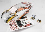 Traxxas 3717 Body, Rustler, ProGraphix