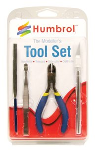 Humbrol AG9150 The modellers tool set