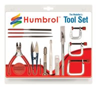 Humbrol AG9159 The modellers Medium tool set