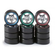 SIKUracing Tyre Set A 12 x narrow wheels 6807