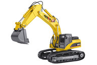 Huina Toys 23 channel Metal Excavator