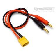Dynomax B9690 Laddkabel 4mm banan - X60