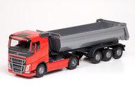 Emek 22350 Volvo FH  Tipplastbil Semitrailer