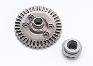 Traxxas 6879 Ring gear, differential/ pinion gear, differential (rear)