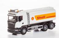 Emek 47900 Shell Scania tankbil