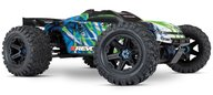 Traxxas E-REVO 2.0 Brushless 4WD TQi TSM utan batt & laddare RTR