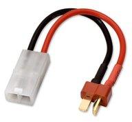Adapterkabel T-plug male - Tamiya male