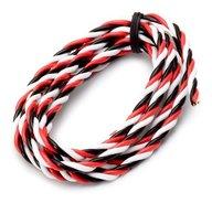 Dynomax B9790 Servo Wire Twisted 22AWG 1m