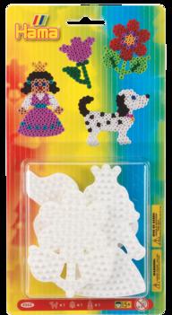 Hama 4562 Liten hund, liten blomma och liten prinsessa