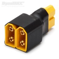 Dynomax B9715 XT60 Parallel adapter