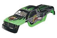 WLtoys 969-13 Body for terminator Green