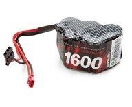 Maxam A0440 Mottagarebatteri NiMh 6V 1600mAh hump JST+JR