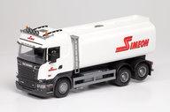 Emek 47400 Simeon Scania tankbil