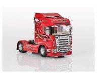 Italeri 3882 1:24 Scania R560 V8 highline (red griffin)