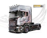 Italeri 3906S 1:24 Scania R730 Streamline (Silver griffin)
