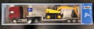 Emek 30800 Scania Topline Lavett & Grävmaskin