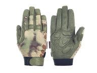 Tactical lightweight camouflage gloves (SIZE M) - MR [EM]