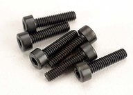 Traxxas 3229 Screws, 2.5x10mm cap-head machine (hex drive) (6)