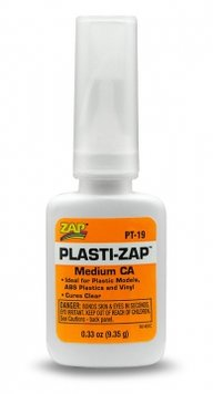 ZAP PT-19 Plasti-ZAP Medium CA