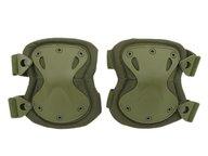 8FIELDS Knee pad set-olive