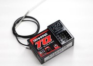 Traxxas 6519 Receiver, micro, TQ 2.4GHz (3-channel)