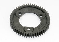 Traxxas 3956R  Spur gear, 54-tooth (0.8 metric pitch, compatible with 32-pitch) (for center differential)
