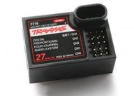 Traxxas 2216 27mgzReceiver, micro, 4-channel