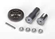 Traxxas 7579x Gear set steel, differential