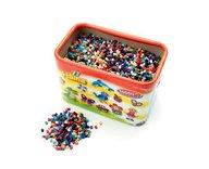 Hama 202-67 midi pärlor 10000st 22 färger