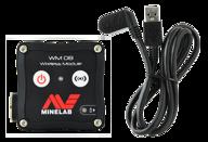 Minelab 3011-0371 WM 08 Wireless Audio Module