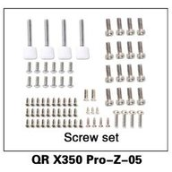 Walkera PRO-Z-05 QR X350 PRO Screw set