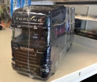 Emek 47900E Scania stockbil Topline Blå
