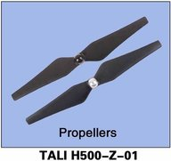 Walkera 226458200 black Tali H500 2pcs propeller