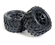 Wtoys L969-01 Front Tires Terminator