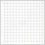 Hama midi 220-42 fyrkant grön