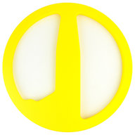 Minelab 10 Inch BBS Coil Cover (Yellow)