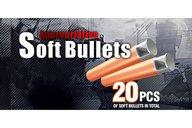 Blaze Storm zc11 soft darts 7,2CM 20PCS orange