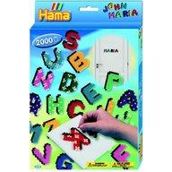 Hama 3424 Midi box bokstäver 2000 st