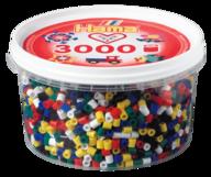 Hama 210-00  3000st 6 färger