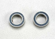 Traxxas 5114 Ball bearings, blue rubber sealed (5x8x2.5mm)