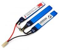 Vapex LF95118 Battery 9,9V 1000mAh 20C Li-Fe Split Airsoft